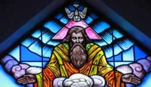 Father (and Holy Spirit) - St. Virgil Parish