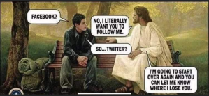 camper Jesus meme 24 March 2020