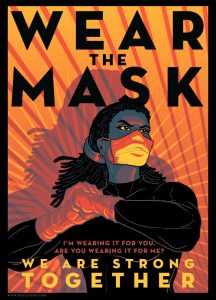 Wear the Mask by Paul Sizer, June 2002, sizer_wear_the_mask_2020-736x1024
