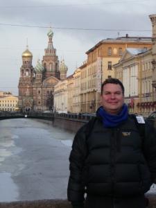 2006 John St Petersburg Russia