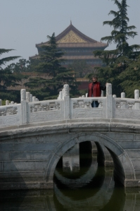 2005 John Forbidden City Beijing China