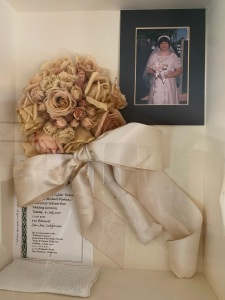 2000 Katy John wedding mementoes