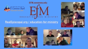 EfM< Education for Ministry at St Andrews Episcopal Church, Sep 2020