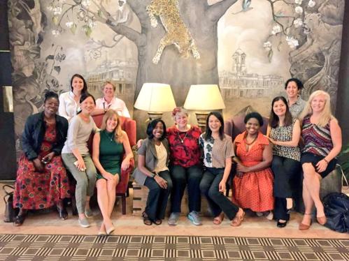 TechWomen Harare Zimbabwe 2016 by Anar Simpson