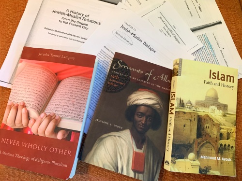 Jewish and Muslim interfaith studies books, Dec 2020