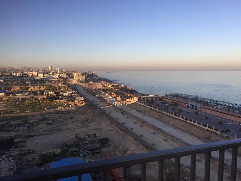 Gaza City, Feb 2016