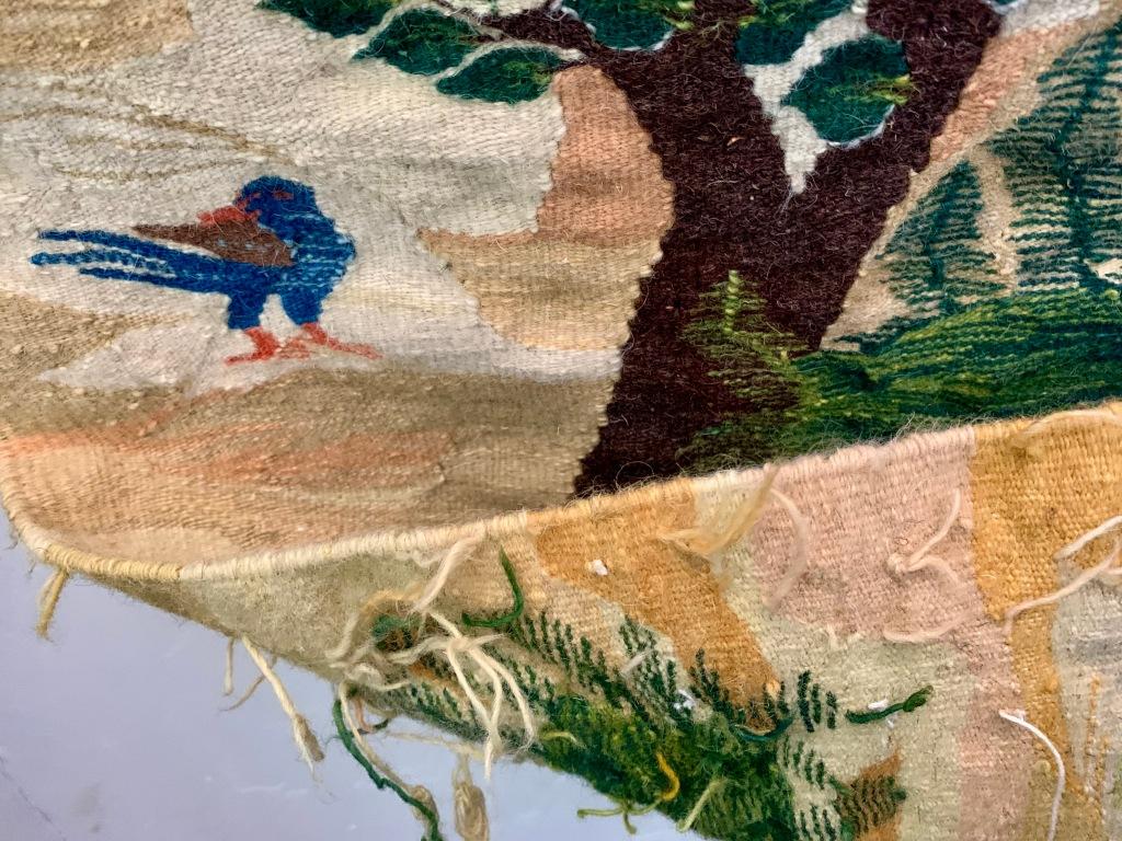 Wissa Wassef, weaving by Reda Ahmed, Egypt